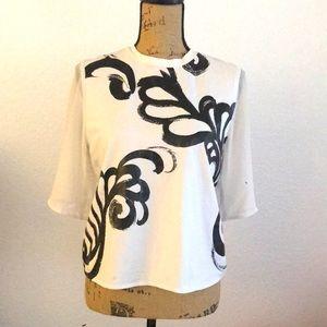 3.1 Philliplim cotton/silk blouse